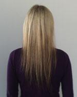 Haarverlängerung/Haarverdichtung